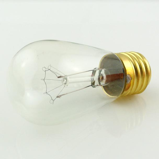 11 watt S14 Bulb, Clear