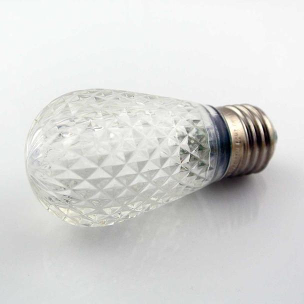 LED S14 Bulb, White