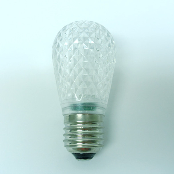 LED S14 Bulbs, Warm White