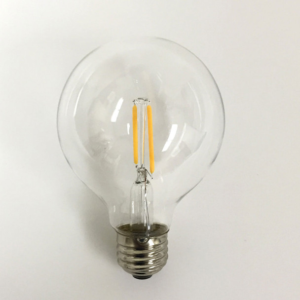 Vintage LED G80 Bulbs