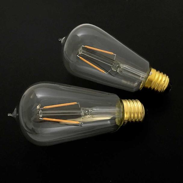 LED ST18 Vintage Bulbs