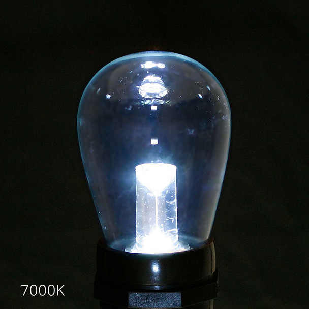 Professional LED S14 Bulb, 7000K