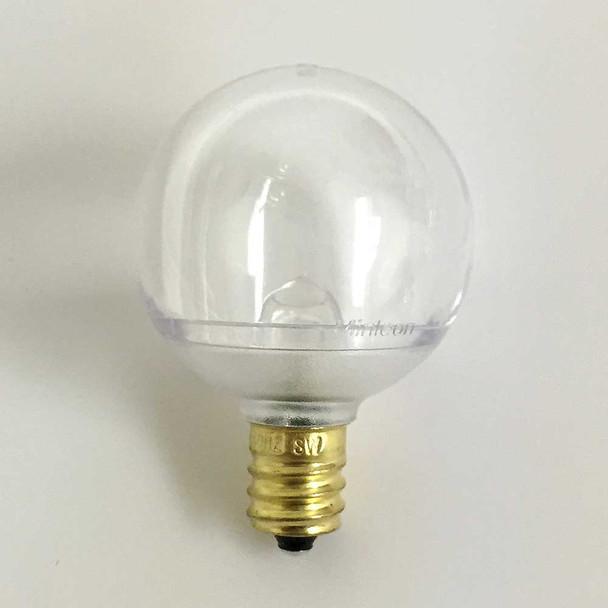 Smooth LED G40 Bulbs