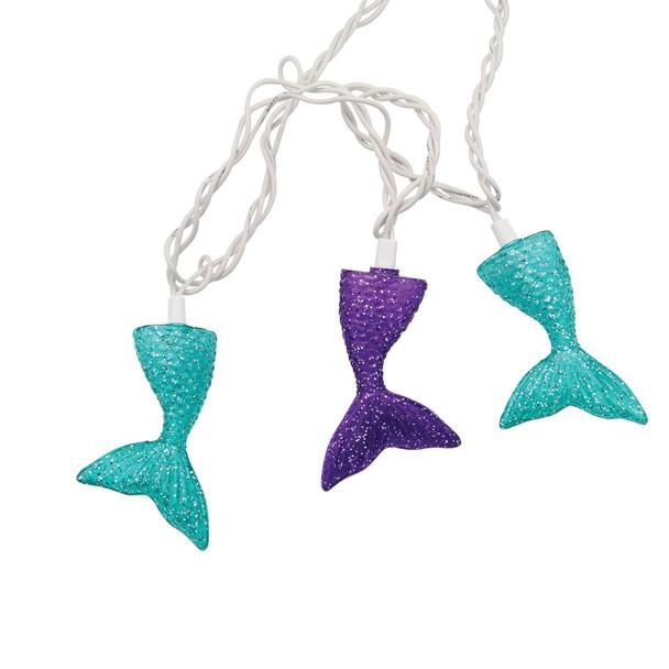 Mermaid Tail String Lights
