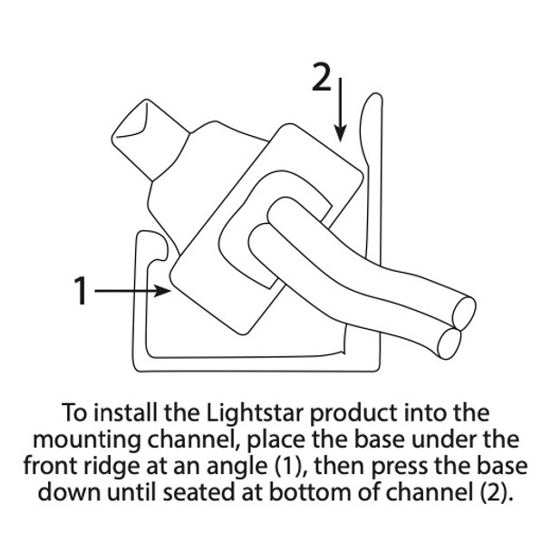Lightstar Channel/Shield Instructions