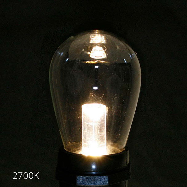 Professional LED S11 Bulb - 2700K