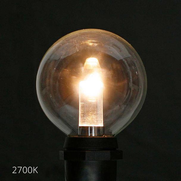 LED G50 Professional Bulb (C9/E17) - 2700K