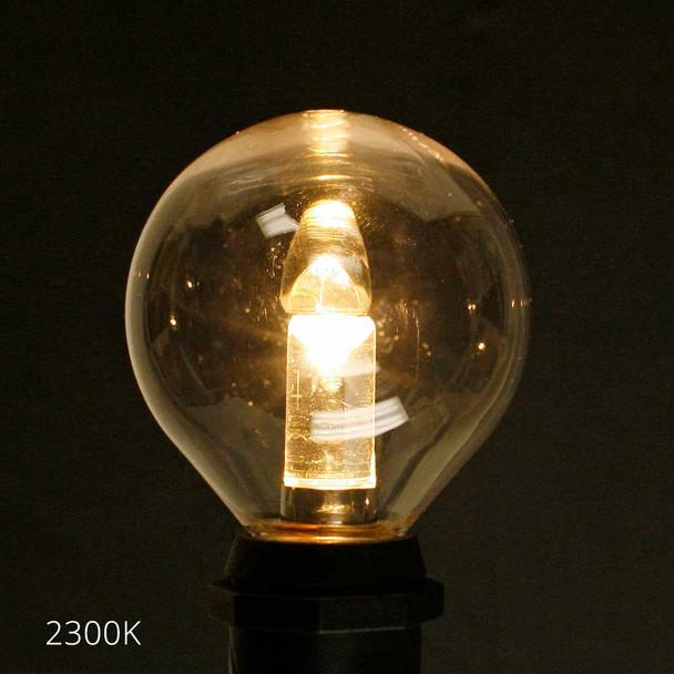 LED G50 Professional Bulb (C9/E17) - 2300K