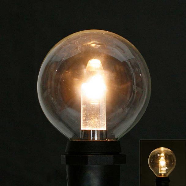 LED G50 Professional Bulb (C9/E17) color options