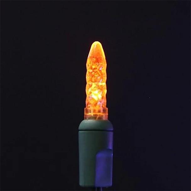 M6 LED Mini Lights, Orange