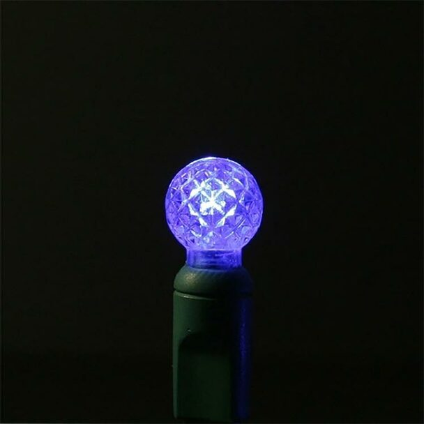 G12 LED Mini Lights, blue
