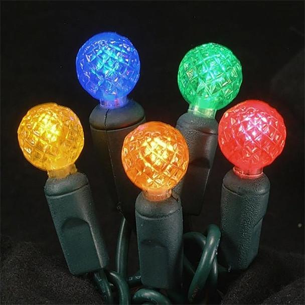 G12 LED Mini Lights, multi color