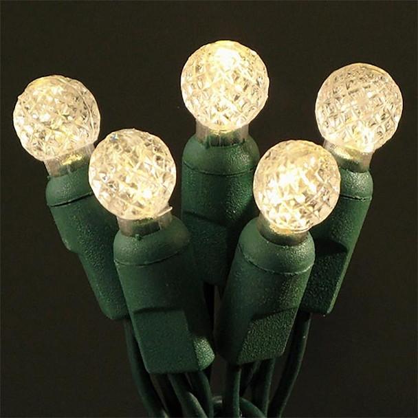 G12 LED Mini Lights, warm white
