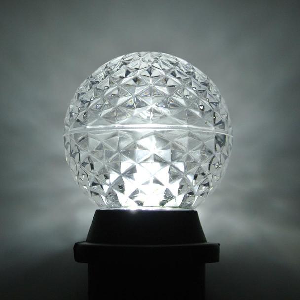 LED G50 Bulb, cool white
