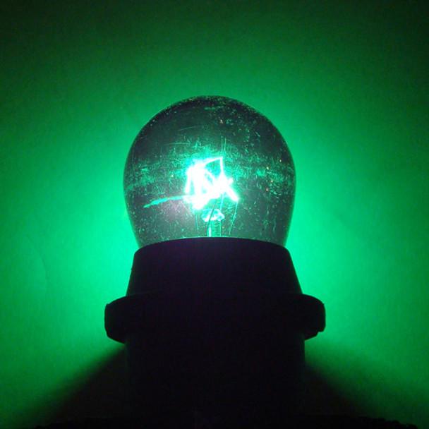 Green S11 Sign Bulb