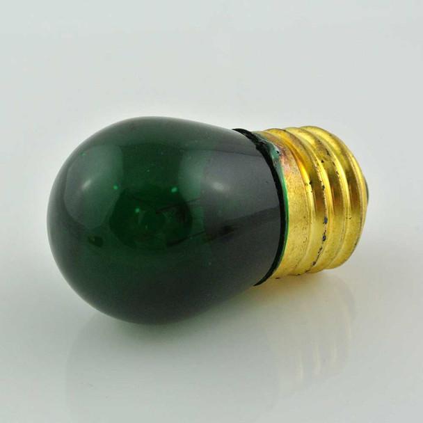 Green S11 Sign Bulb (unlit)