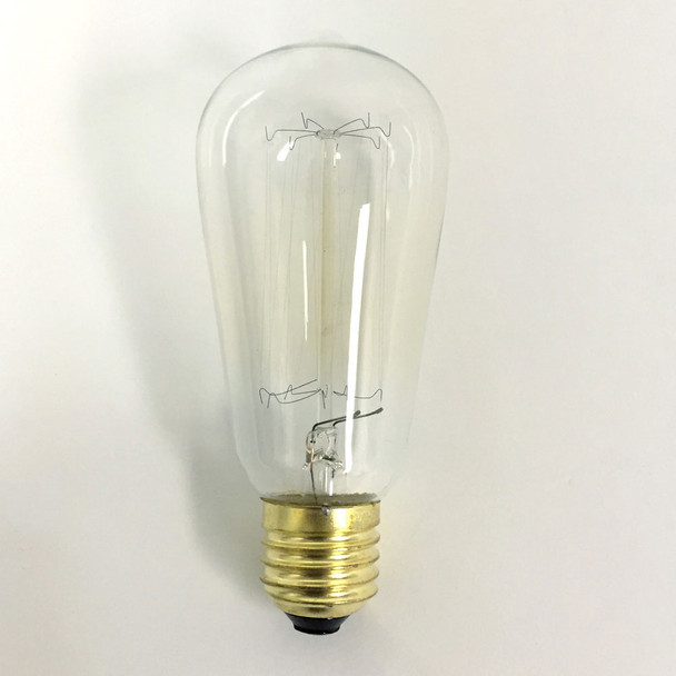 ST58 Vintage Edison Bulb Single