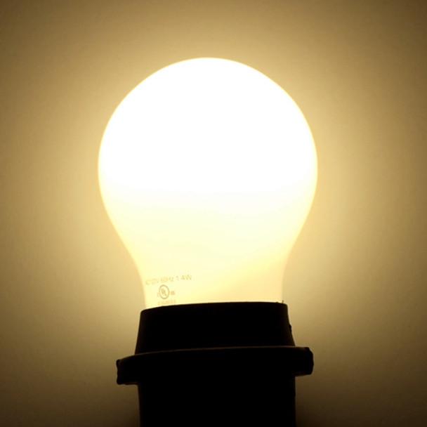 Professional LED A15 Bulb, Opaque Warm White