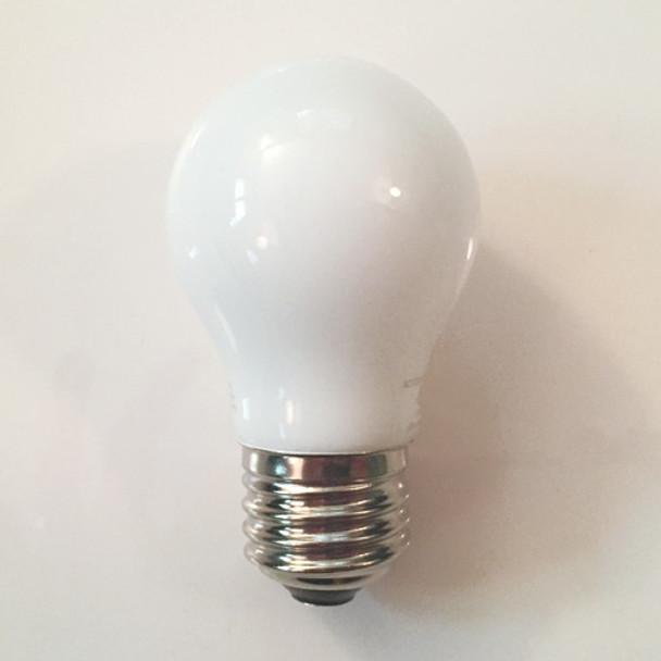 Professional LED A15 Bulb, Opaque Warm White (unlit)