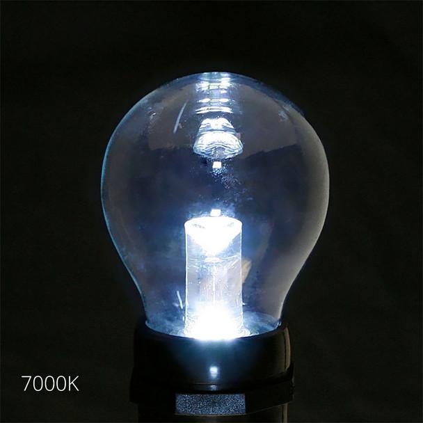 Professional LED A15 Bulb, Cool White 7000K