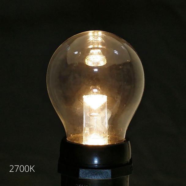 Professional LED A15 Bulb, Warm White 2700K