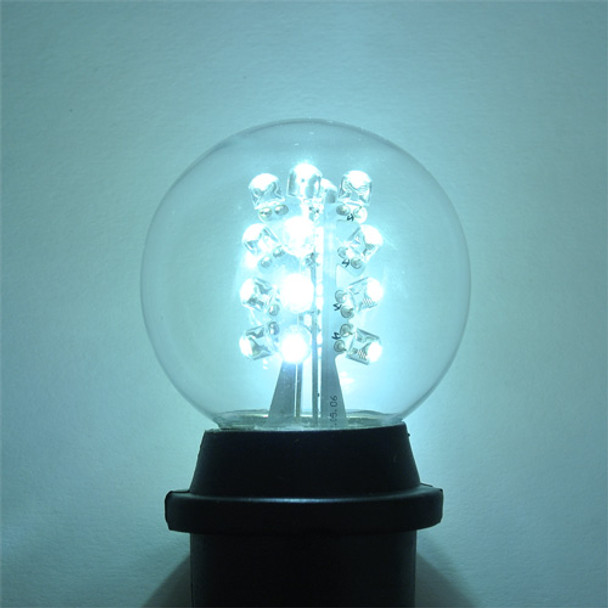 Premium LED G50 Bulb - Cool White