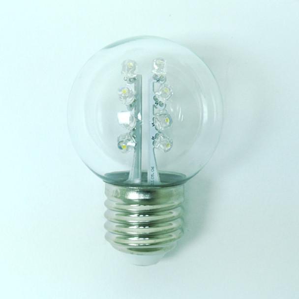 Premium LED G50 Bulb - Cool White (single)