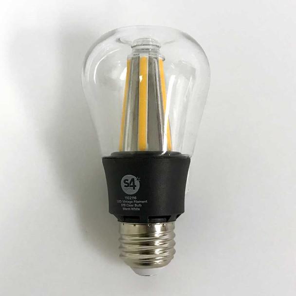 LED S19 Bulb (unlit)