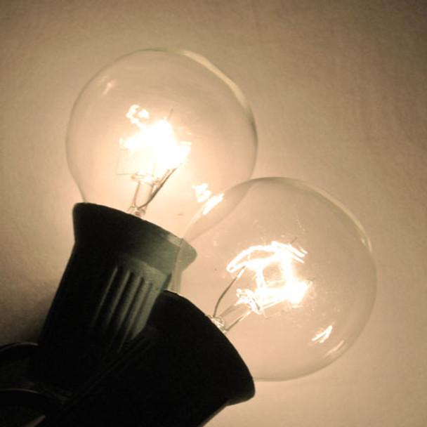 G30 Clear Bulb - C7 Base
