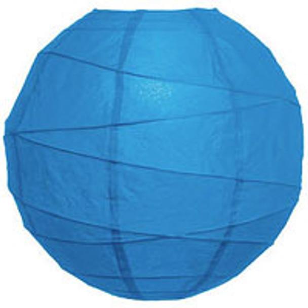 Horizon Blue Paper Lantern 10 in.