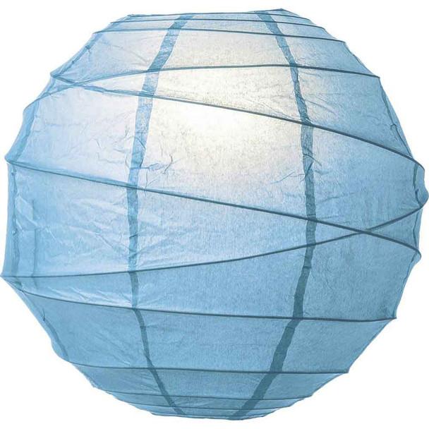 Wedgwood Blue Paper Lantern 10 in.