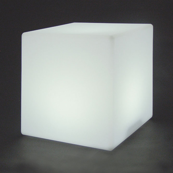 "8"" LED Color Changing Light Cube"