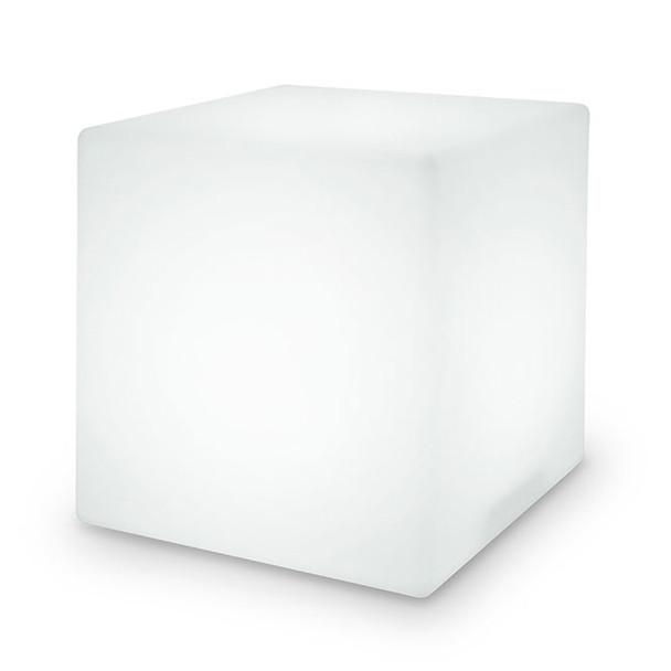 """8"""" LED Color Changing Light Cube unlit"""