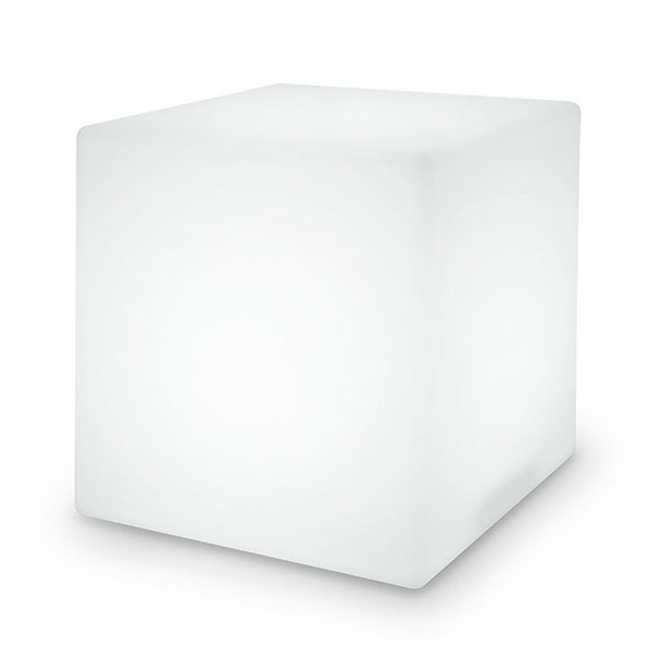 """16"""" LED Color Changing Light Cube"""