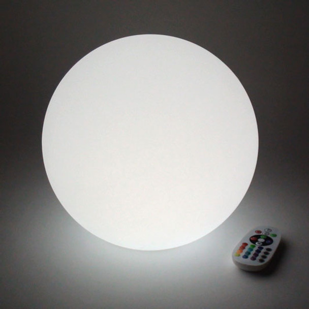 """12"""" LED Color Changing Light Orb Ball"""