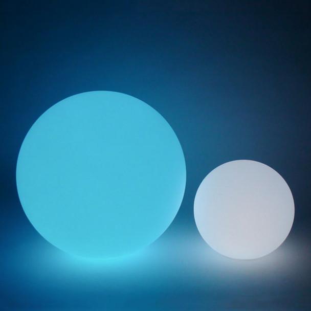 LED Light Orb two sizes