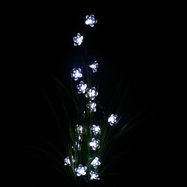 Battery Operated Flower String Lights in Arrangement