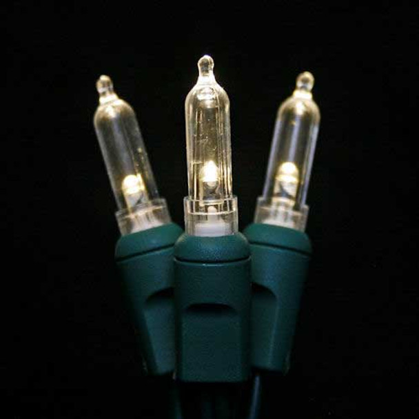 LED M5 Mini Lights, Warm White