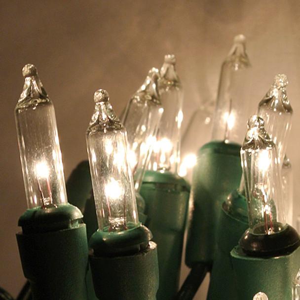 Clear Mini Lights - 10 Lights