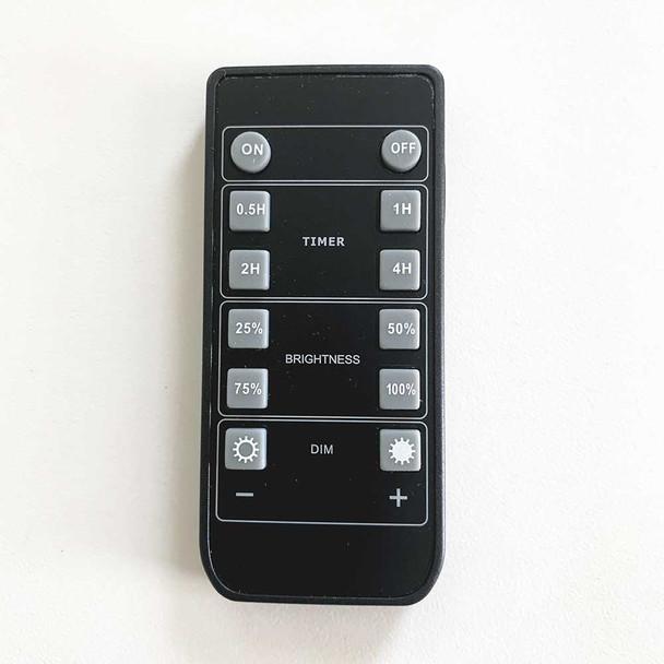 LED Compatible Dimmer & Timer Remote