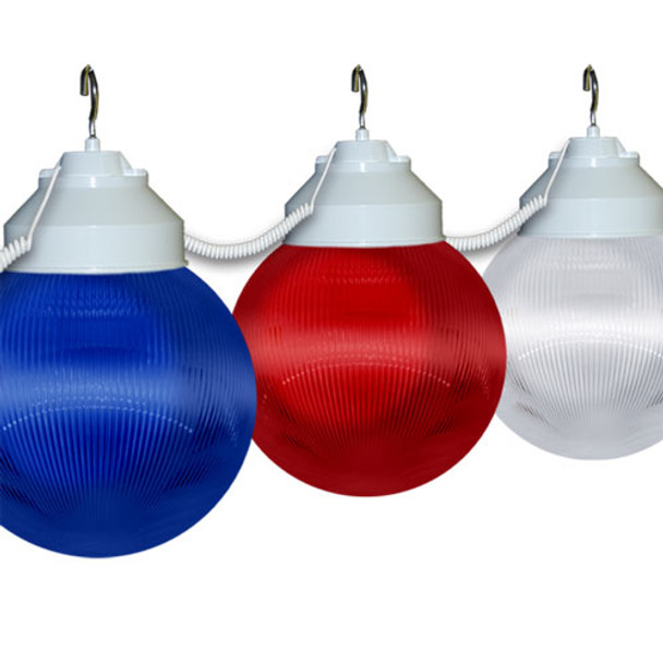 Red, White & Blue Awning Lights