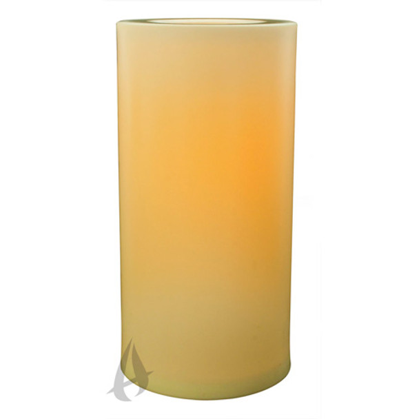 Outdoor Battery Operated Candle - 12""