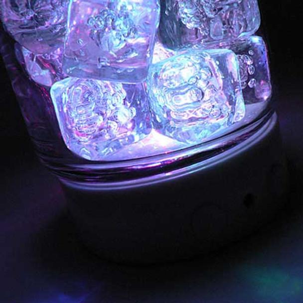 "4"" Light Base, Multi Color (glass)"