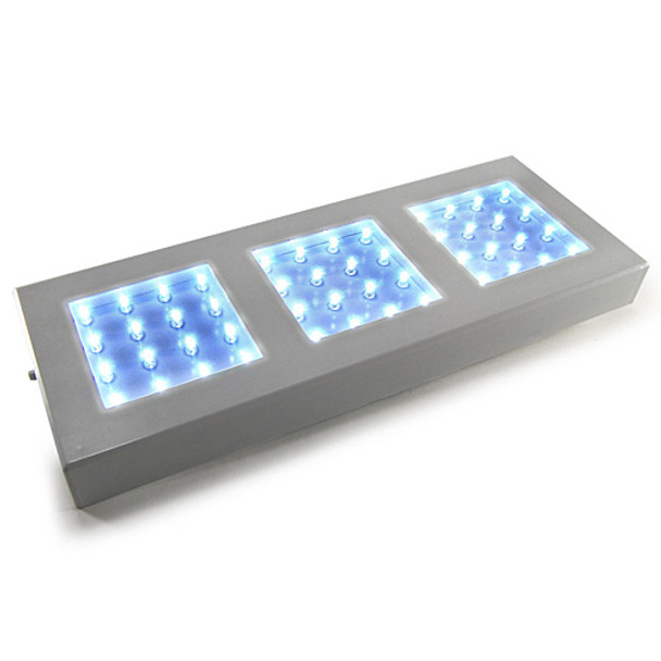 5x13 Rectangle Light Base, White (lit)