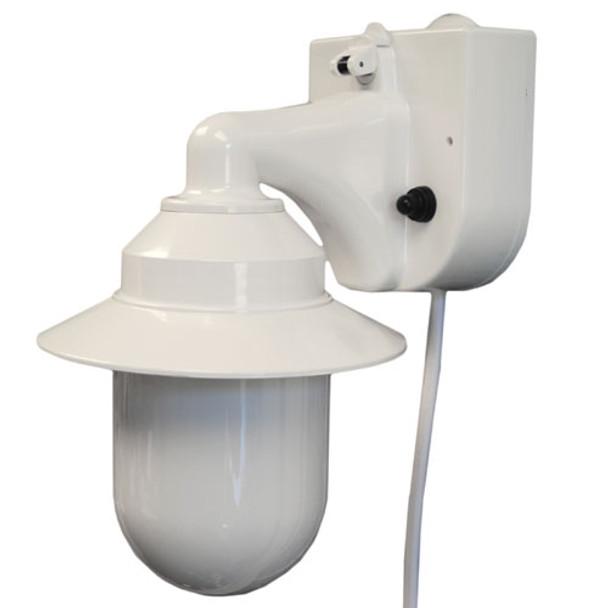 White Portable Lantern