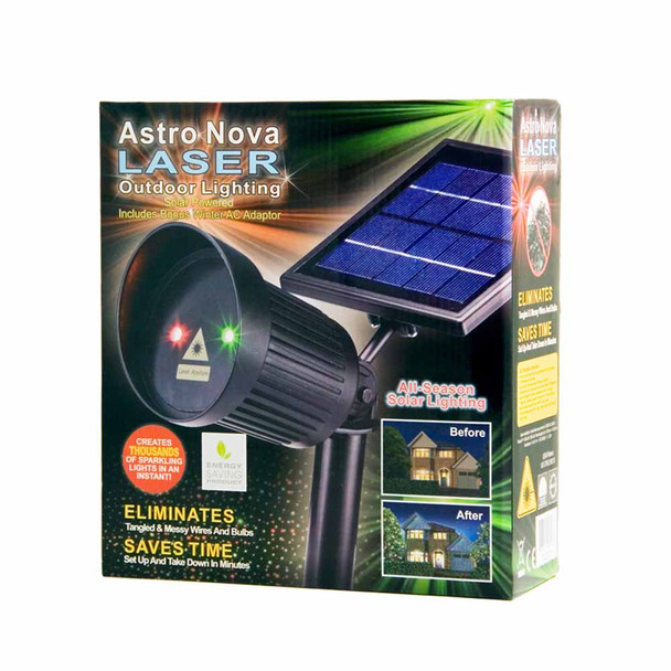 Laser Projection Light Package