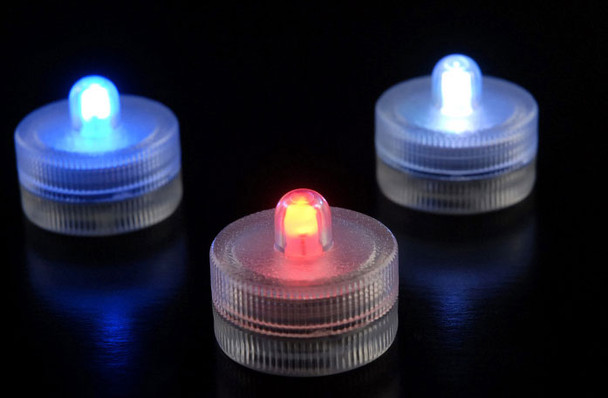 LED Submersible Floralyte, color changing