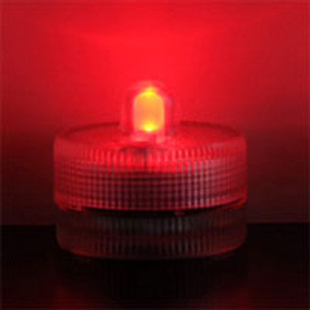 LED Submersible Floralyte, red