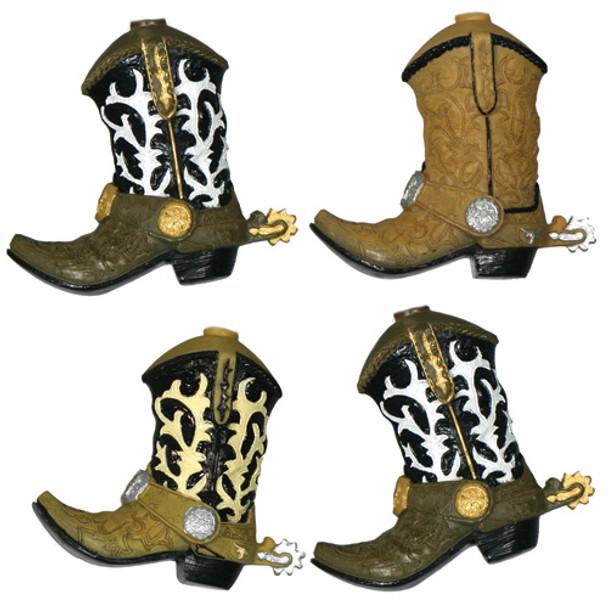 Western Cowboy Boot Lights