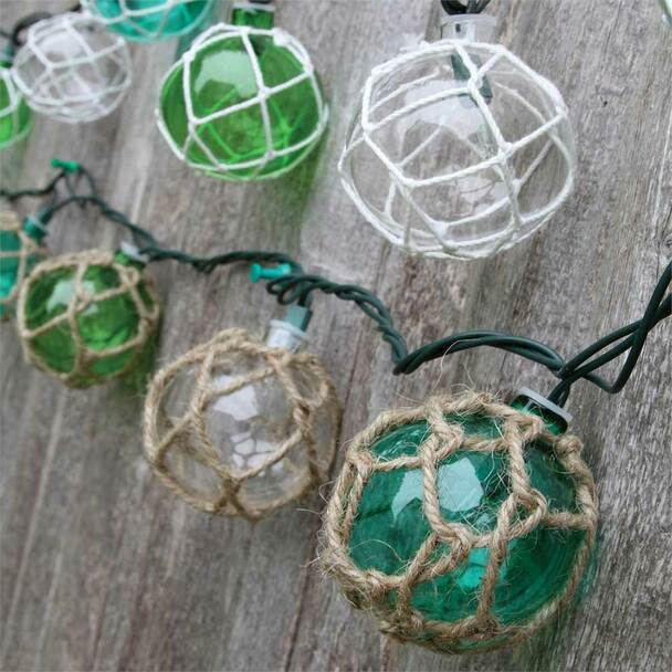 Japanese Float String Lights